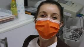 Koronawirus: maseczka chirurgiczna